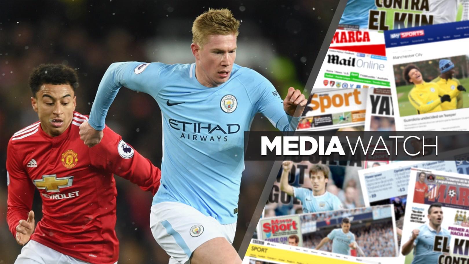 Media Watch: Manchester Derby special