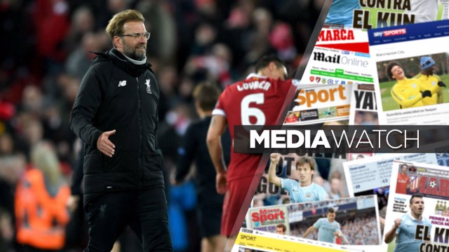 Which TV channel is Man City v Liverpool on? - Manchester