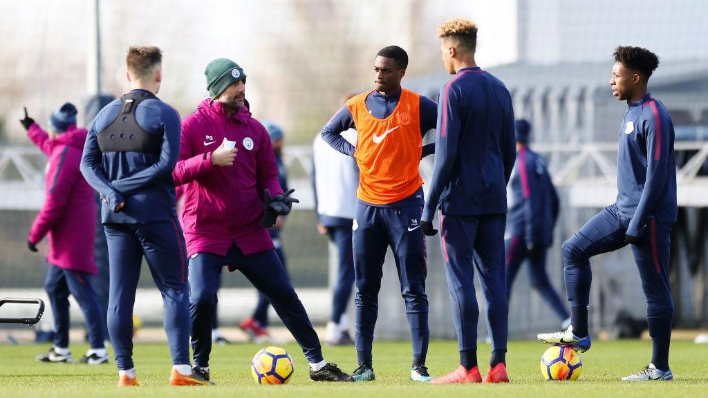 Ogbeta targets goals in crucial mini-derby