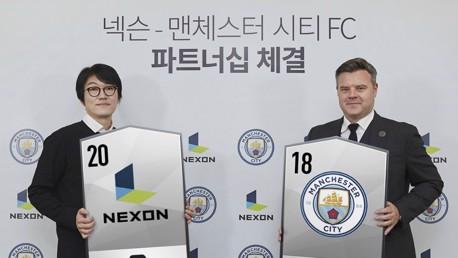 NEXON: Social football gaming partner in South Korea.
