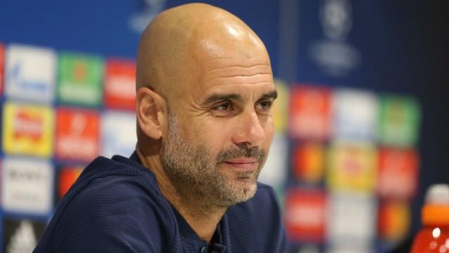 PRESS CONFERENCE: Pep previews City's quarter-final clash against Liverpool.