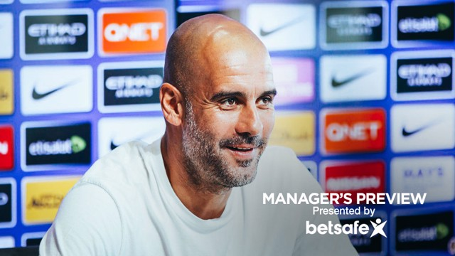 PREVIEW: Pep's pre-Swansea press conference.