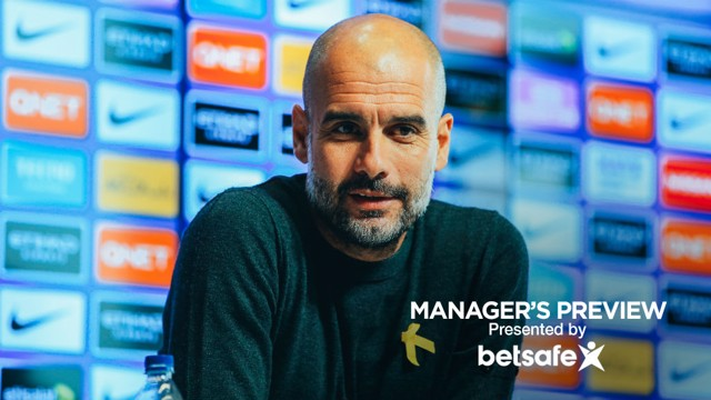 PREVIEW: Pep Guardiola shares his thoughts ahead of Spurs v City.