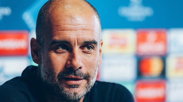 PREVIEW: Pep speaks ahead of our Champions League second leg clash.