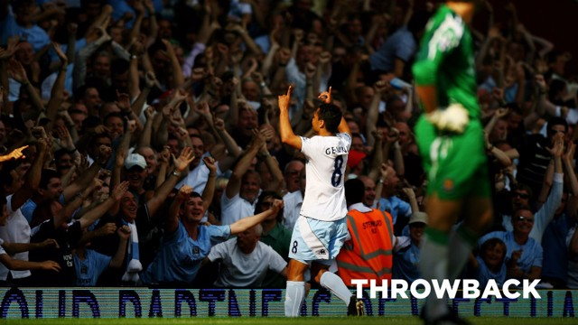THROWBACK: West Ham v City 2007.