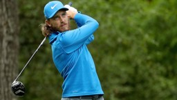 TOMMY FLEETWOOD: Shooting up the world golf rankings