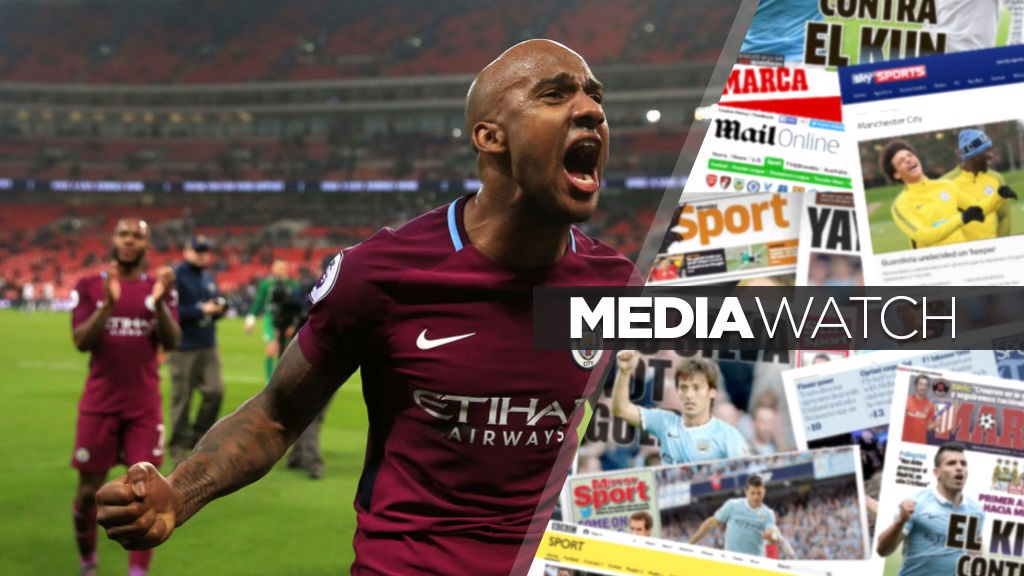 Media Watch | Press laud champions, City