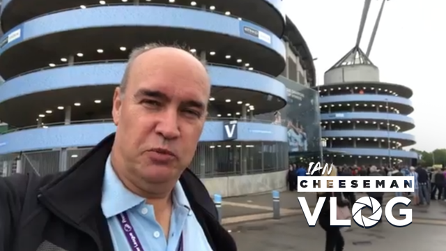 VLOG: Ian Cheeseman brings you a detailed view of City's 6-1 win over Huddersfield