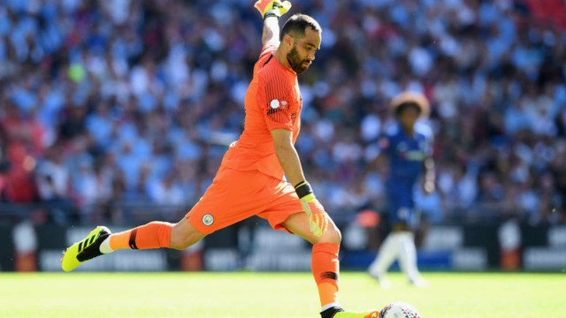 6ec9e922ec2 Manchester City goalkeeper Claudio Bravo has sustained an Achilles tendon  injury in today s training session.
