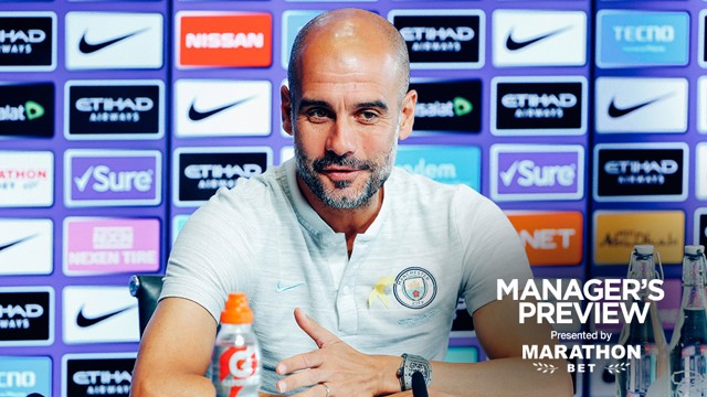 WOLVES WATCH: Pep Guardiola