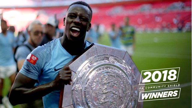 HUNGRY FOR TITLES: Benjamin Mendy