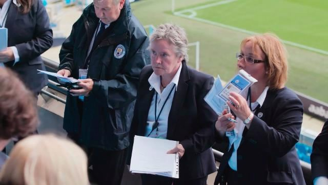 Stella Duggan Matchday Steward, Prime All or Nothing Extra scenes