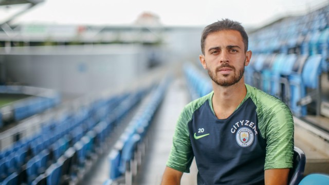 PREMIER LEAGUE: Bernardo Silva sits down with CityTV ahead of the new season