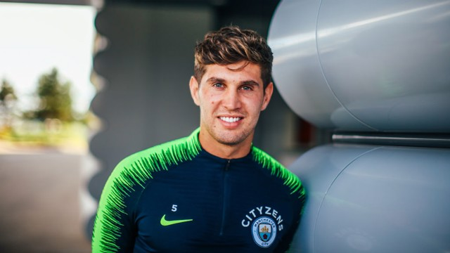 INTERVIEW: John Stones sits down with CityTV...