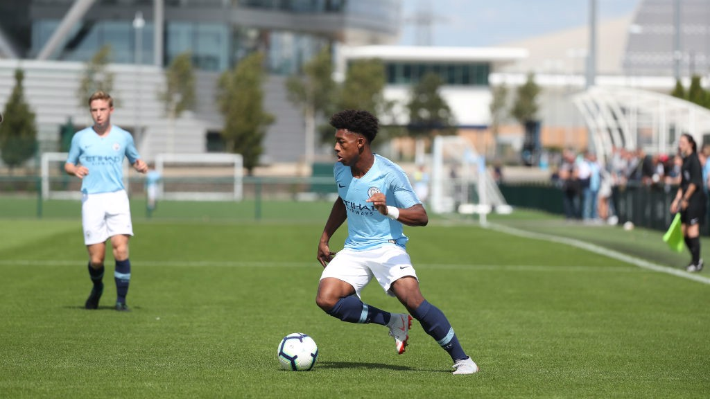 REPORT: City U18s 2-2 Derby County.