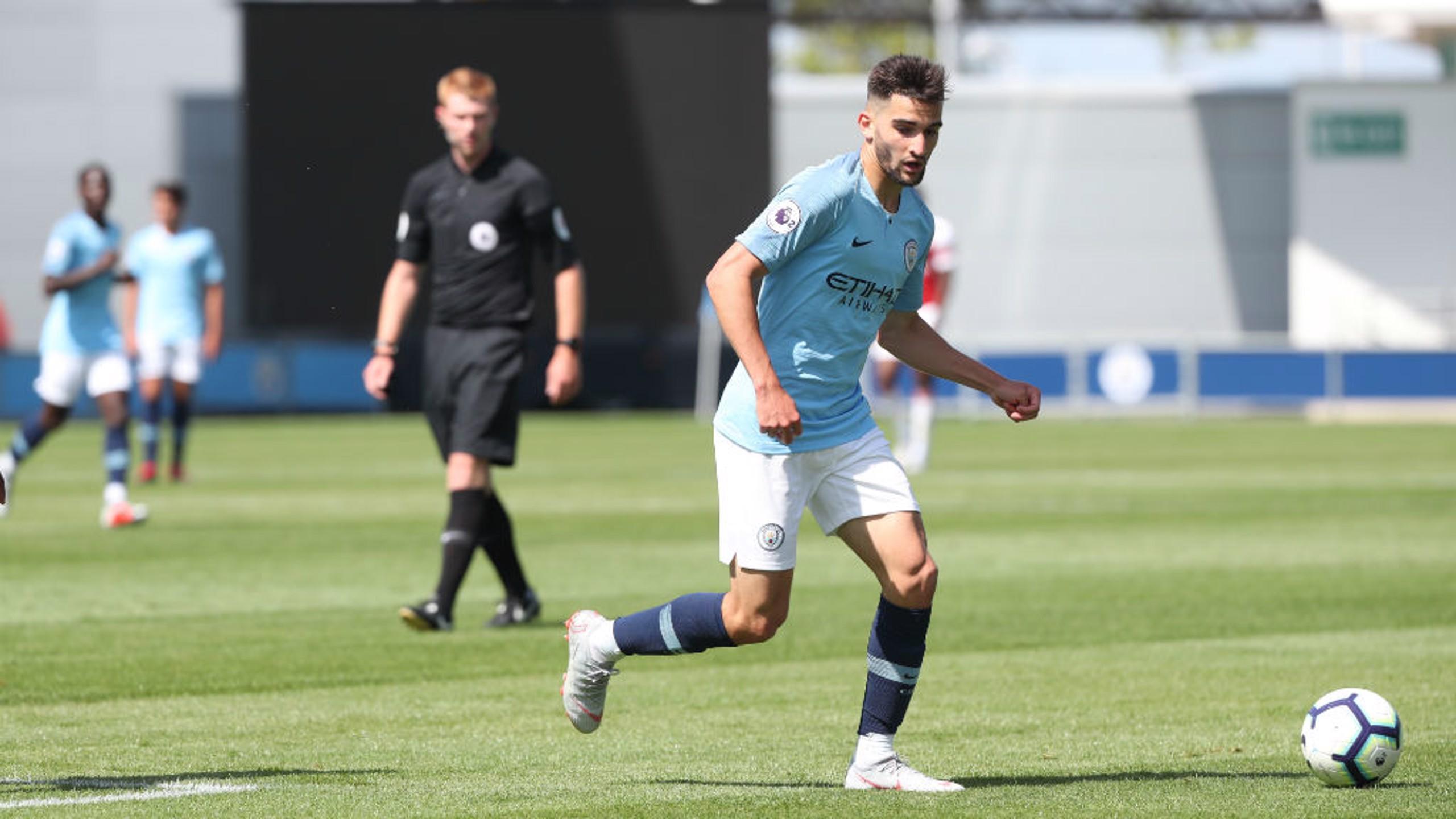 REPORT: Brighton U23s 5-0 City EDS.