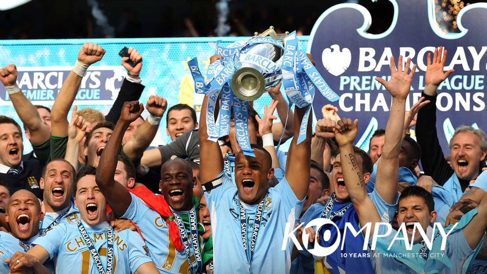 Vincent Kompany : 10 unforgettable moments