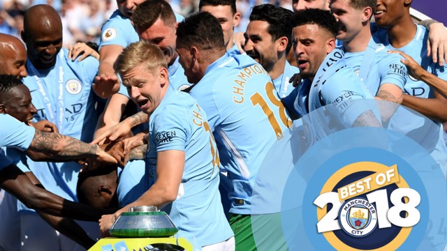BEST OF: The funniest moments at City in 2018