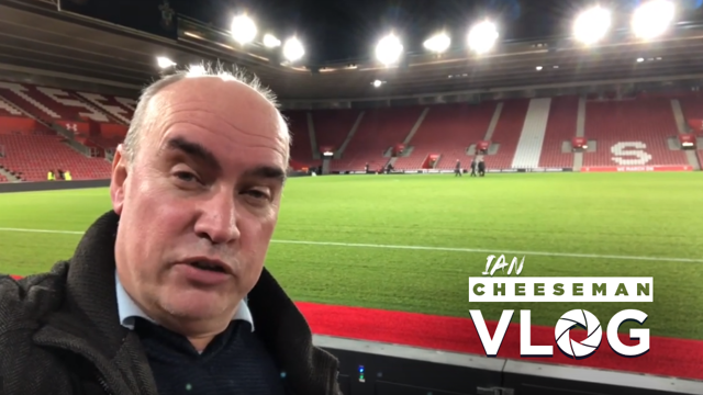 VLOG: Ian Cheeseman brings us the sights and sounds of the day as City beat Southampton