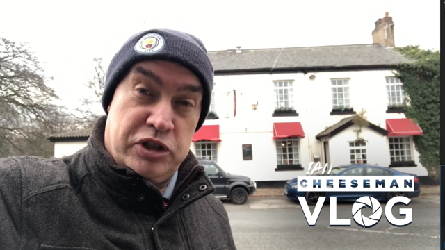 ce134307d2a City 3-1 Everton  Ian Cheeseman vlog - Manchester City FC