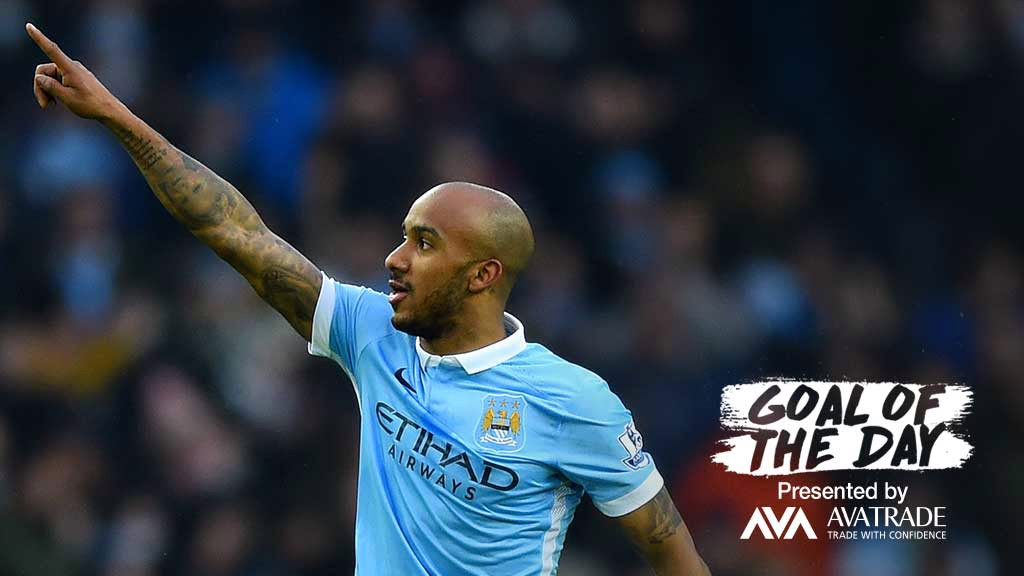 GOTD: Today's Goal of the Day is a cracker from Fabian Delph back in 2016
