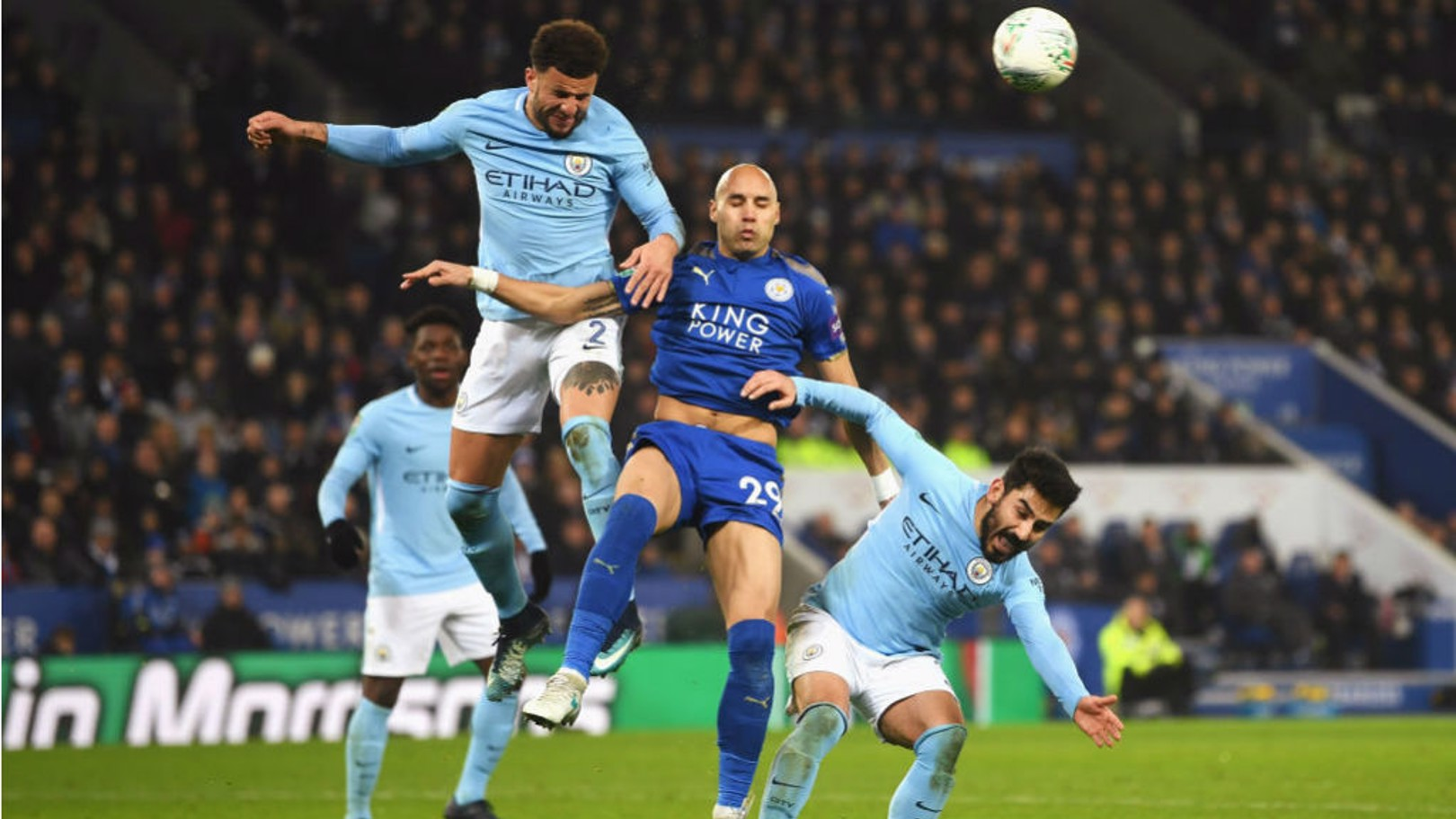 Leicester v Man City: Carabao Cup ticket info