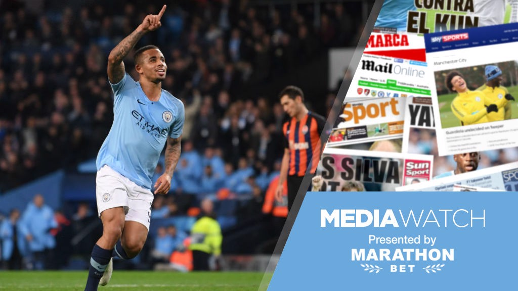 MEDIA WATCH: Your Wednesday round-up...