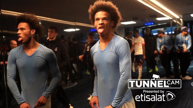 TUNNEL CAM: Behind-the-scenes at City v Bournemouth...