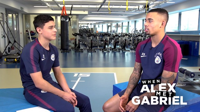 WHEN ALEX MET GABRIEL: The journey back...