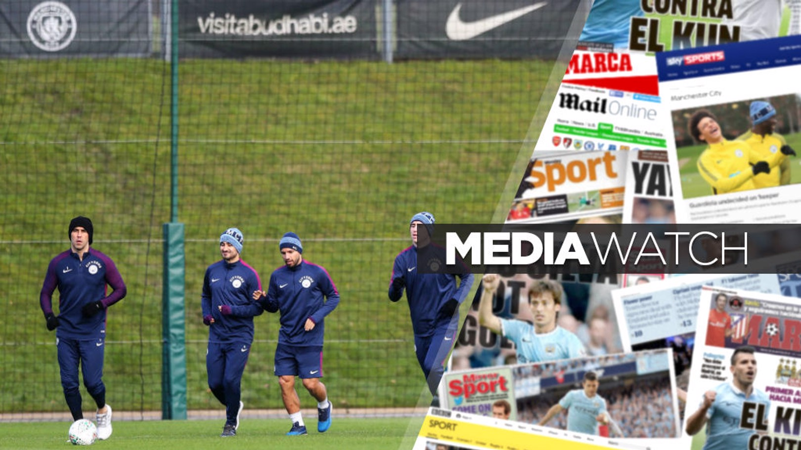 مانشستر سيتي يصعد من استعداداته لمباراة أرسنال في نهائي كأس كاراباو.