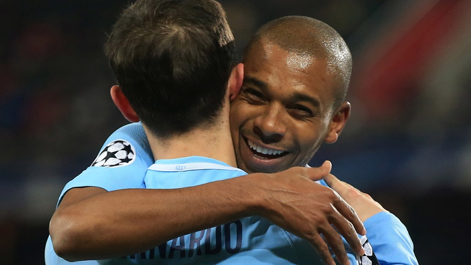 BERNARDO AND FERNA: Brothers in arms