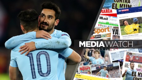 SILKY ILKAY: The German bagged a brace in the triumph over Basel