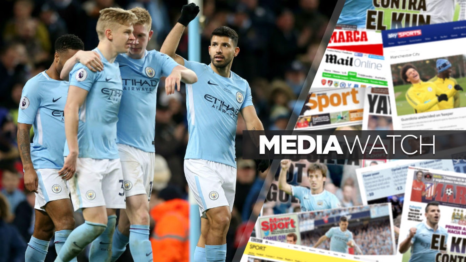 MEDIA WATCH: It's your Sunday media round-up!