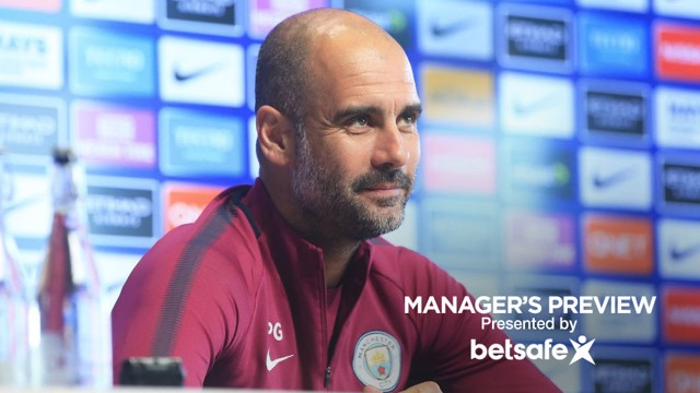 PEP: Part two of Guardiola's pre-Leicester press conference.