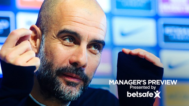 PREVIEW: Pep Guardiola speaks to the media ahead of Burnley v City