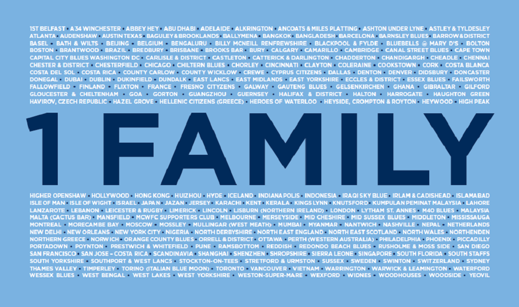 TOGETHER: Family Blue