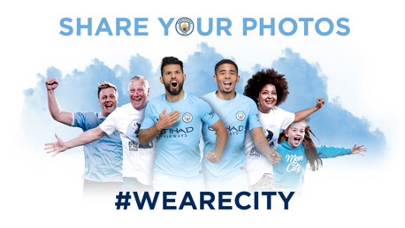 WE ARE CITY: Submit your photos for the Carabao Cup final dressing room display.