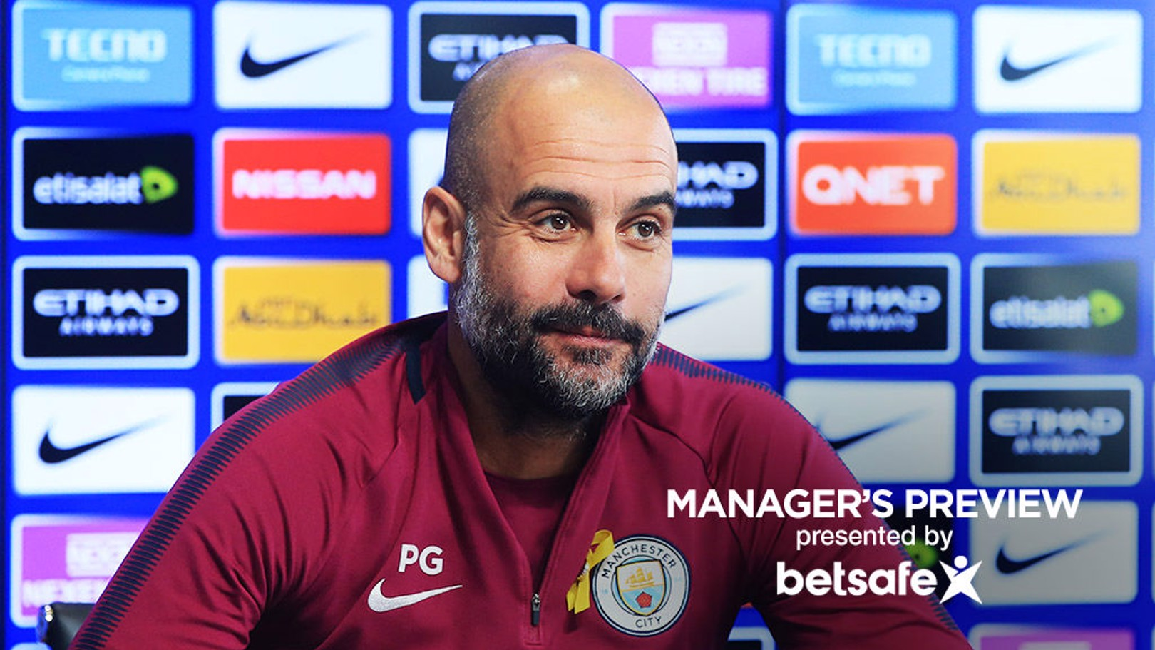 LATEST: Pep has updated the media on the fitness of his squad