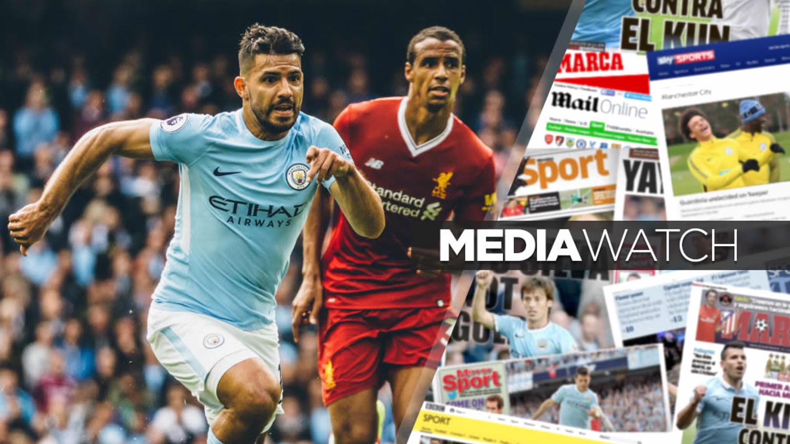 SUPER SUNDAY: City take on Liverpool at Anfield