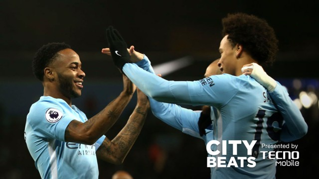 CITY BEATS: It's time to watch our win over Watford set to music!