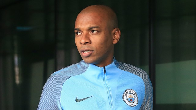 BRAZILIAN MAGIC: Fernandinho says he is enjoying his best form under the guidance of Pep Guardiola.