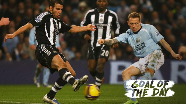 GOTD: Bellamy v Newcastle United...