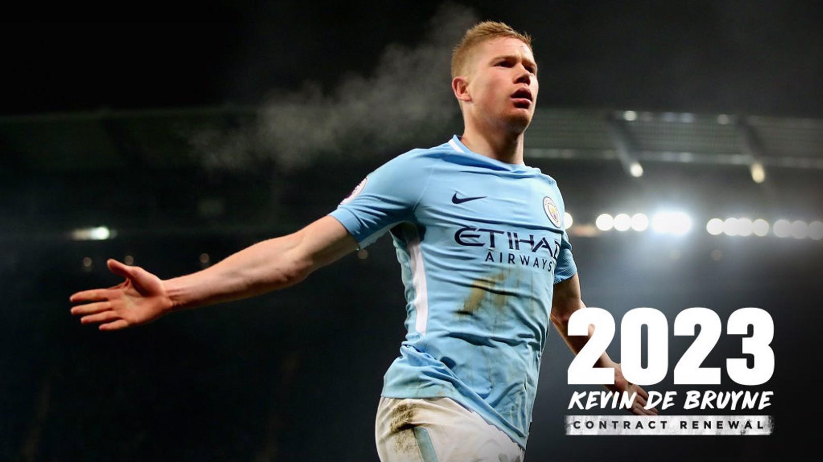 Kevin De Bruyne: 17 stats