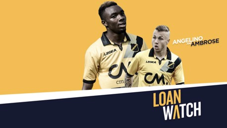 LOAN WATCH: Thierry Ambrose and Angelino are thriving at NAC Breda