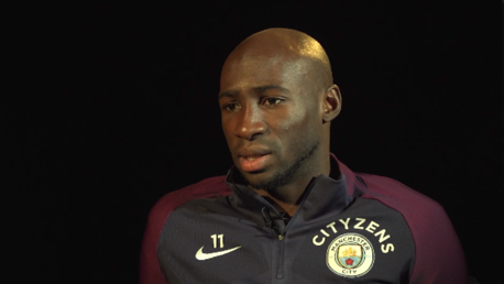 UP FOR THE CUP: Mangala believes City can go on and lift this season's Carabao Cup