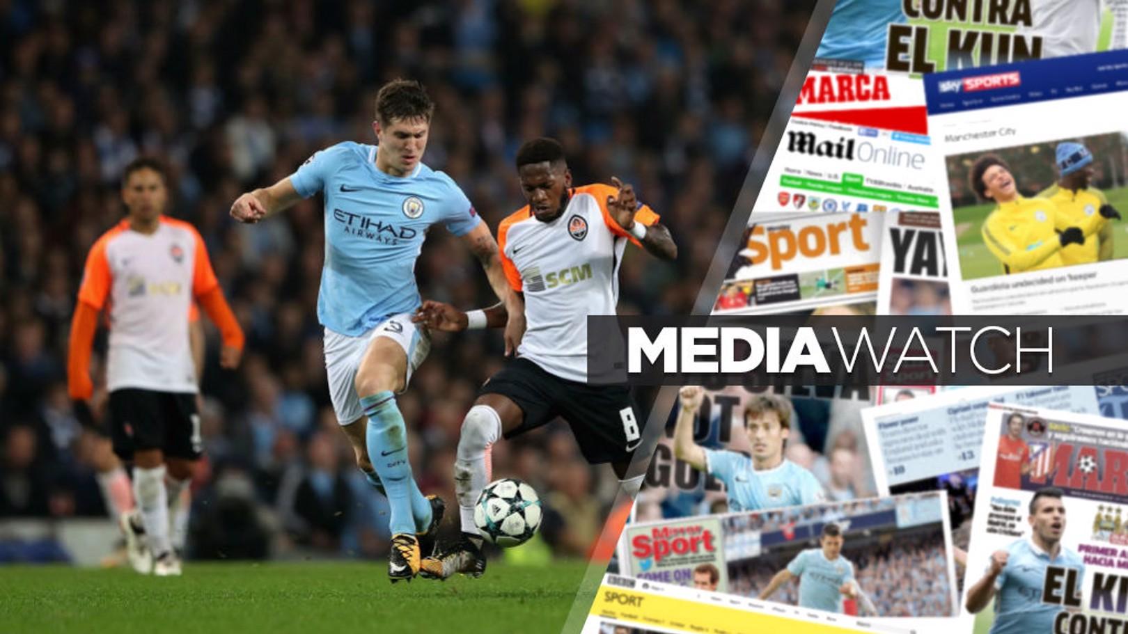 جولة مع أخبار مانشستر سيتي في صحافة اليوم.