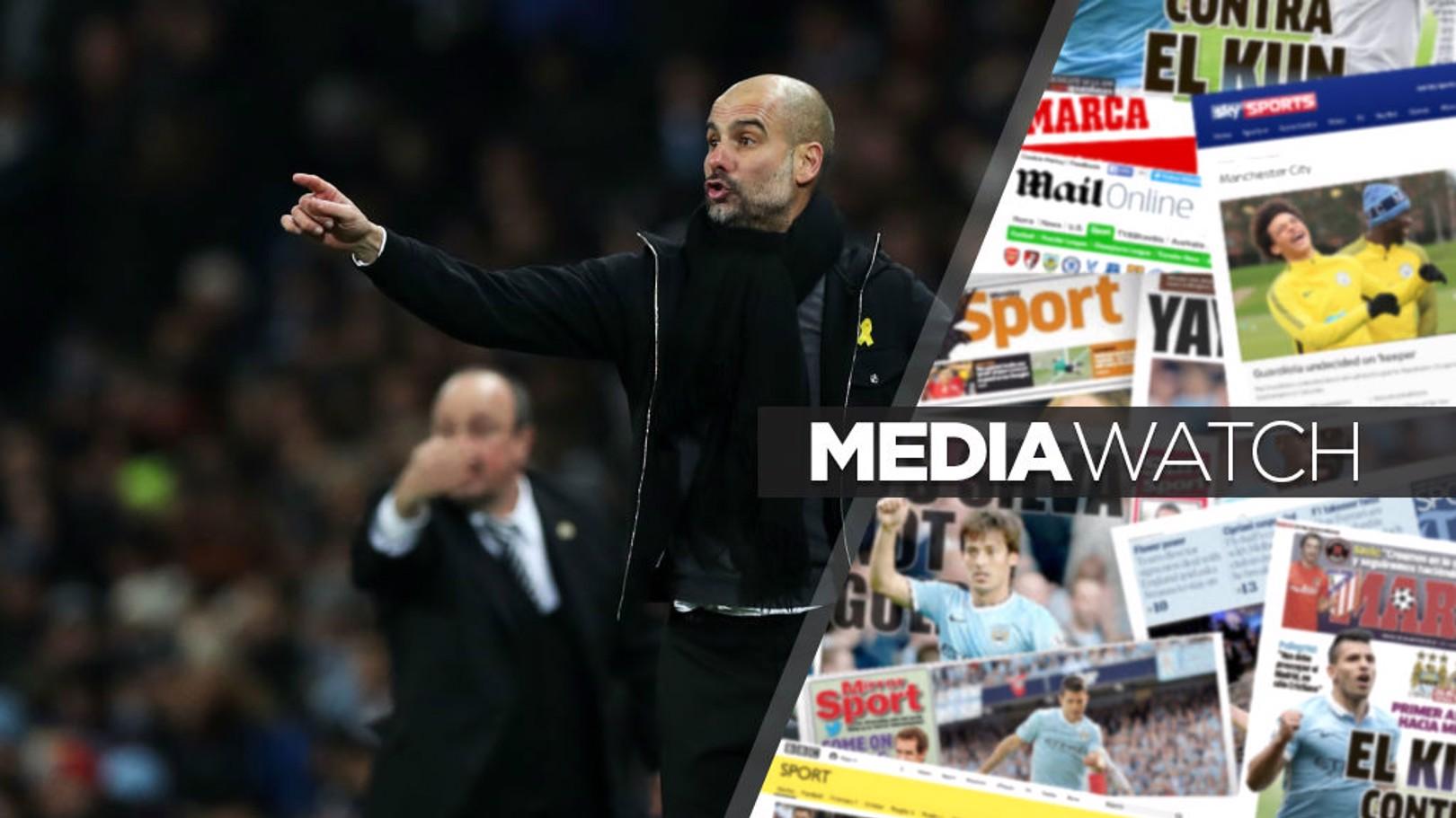 بعض الصحف ربطت مانشستر سيتي بلاعب وسط الدوري الممتاز.