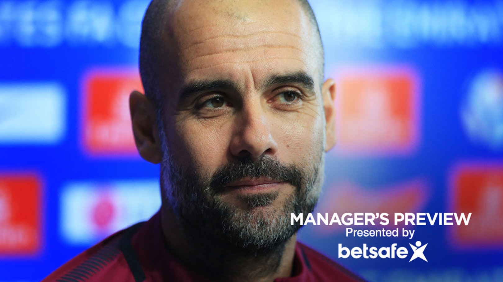 FA CUP FOCUS: Pep Guardiola addresses the media ahead of Cardiff City.