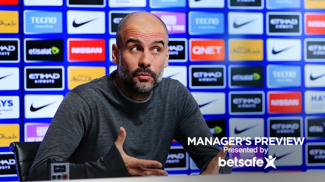 PREVIEW: Pep Guardiola discusses Aymeric Laporte ahead of West Brom.
