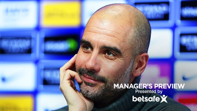 PRESS CONFERENCE: Pep Guardiola previews City's upcoming game against Newcastle.
